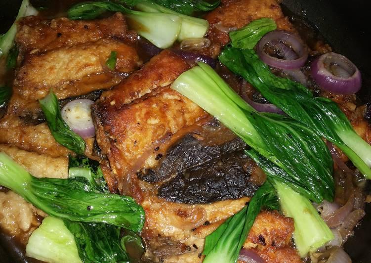Steak fish (milkfish)
