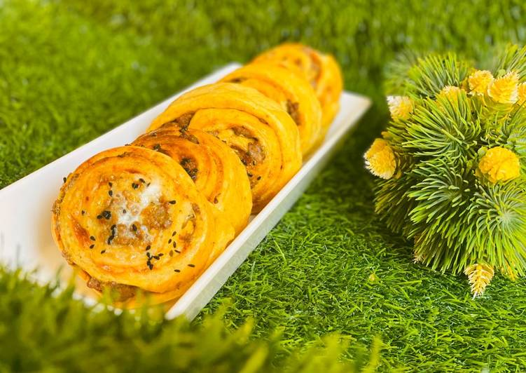 Simple Way to Prepare Favorite Roll up samosas