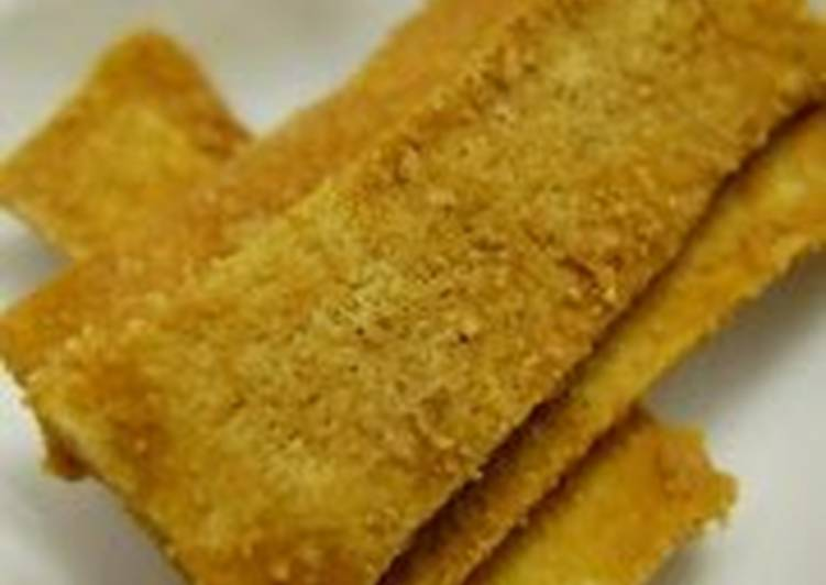 Your Overall Health Can Be Affected By The Foods You Choose To Consume Easy Koya Tofu Snacks in the Microwave