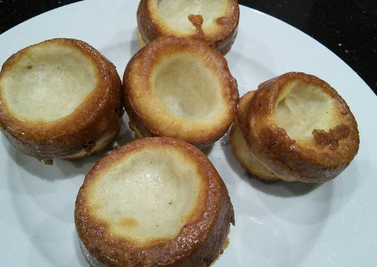 How to Make Quick Yorkshire Puddings