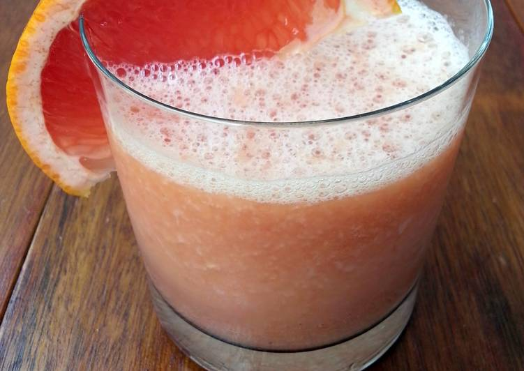 Grapefruit Smoothies /  Vegan