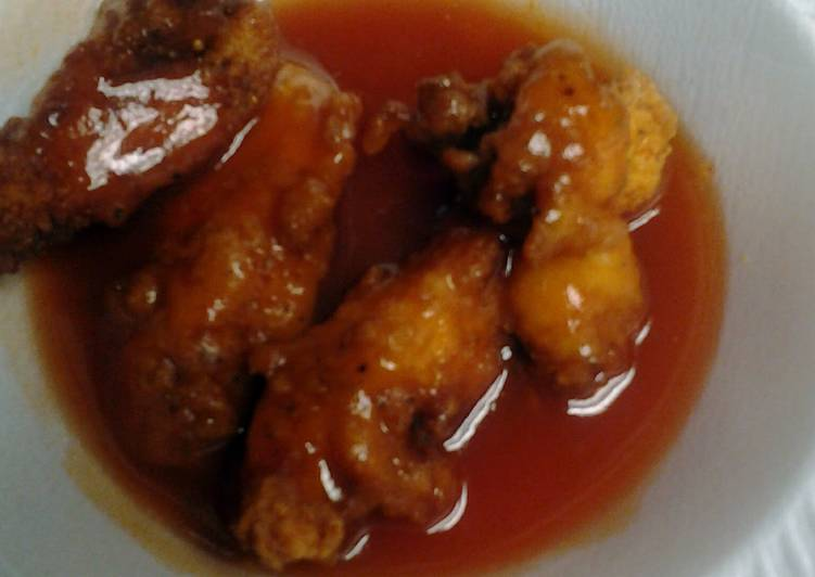 Simple way to Make Perfect sweet and sour chicken