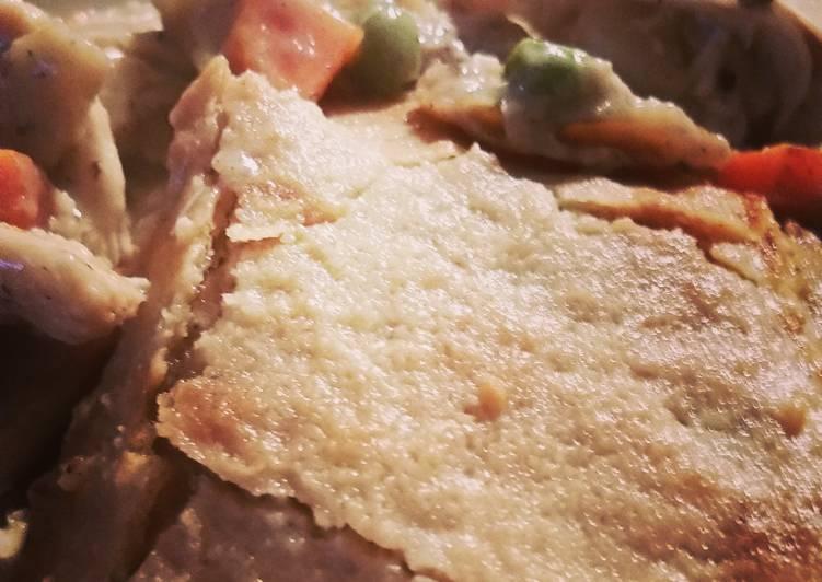 Recipe of Homemade From Scratch Chicken Pot Pie