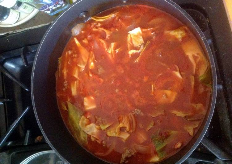 Easiest Way to Make Delicious Russian Cabbage Soup