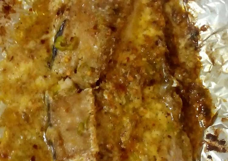 Recipe: Delicious Baked fish by Nancy