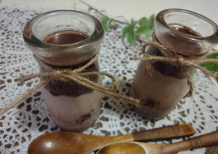 Easiest Way to Prepare Perfect Egg Whites Only Creamy Chocolate Pudding