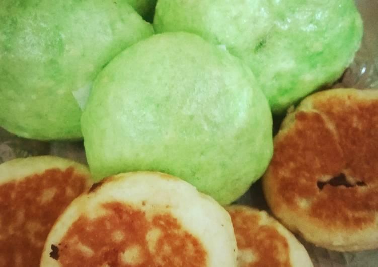 Resep Bakpao, donat, bakpia, roti goreng praktis empuk Bikin Laper