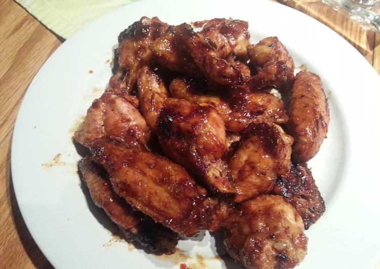 The Ultimate Chicken Wings