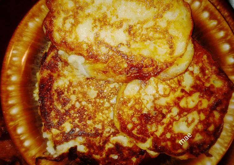 Steps to Prepare Quick Loaded Potato Pancakes