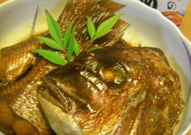 Easiest Way to Make Super Quick Homemade Sushi Chef's Sea Bream Offcuts