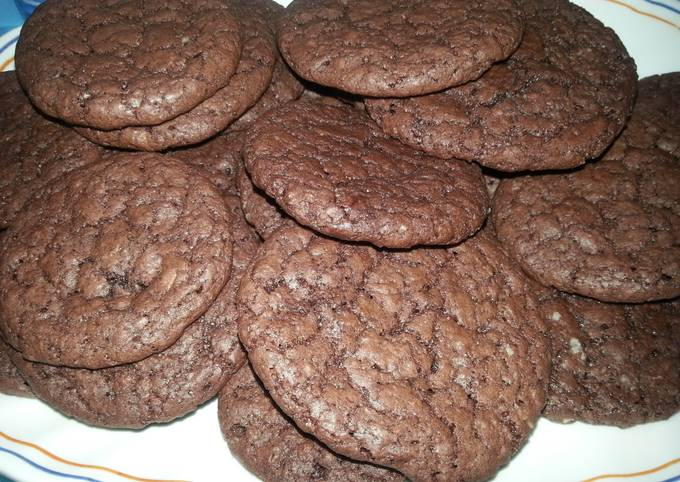 Easiest Way to Prepare Crunchy Chocolate chewy oatmeal cookies