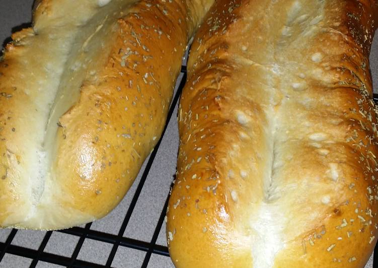 Easiest Way to Make Tasty Italian Bread