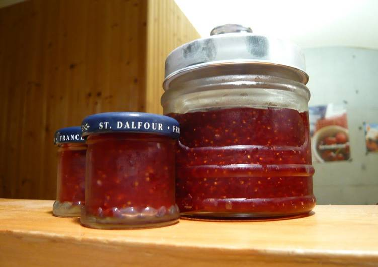 Gentle Flavor Strawberry Jam