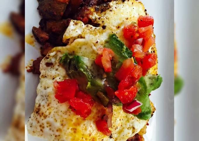 Chorizo and Potatoes Breakfast