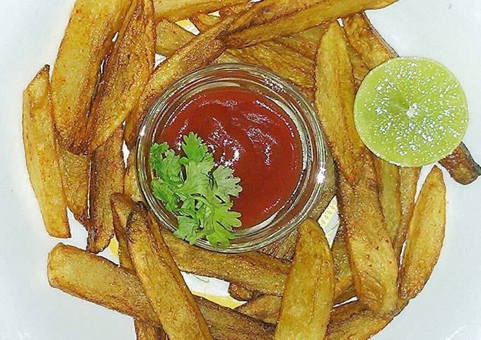 French SimpleYummy Fries