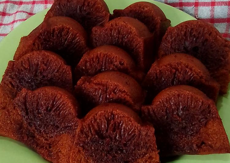 resep memasak Cake Sarang Semut Ekonomis (Part 2) - Sajian Dapur Bunda