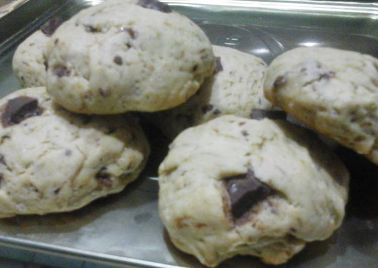 Amazing Chocolate Chips Cookies