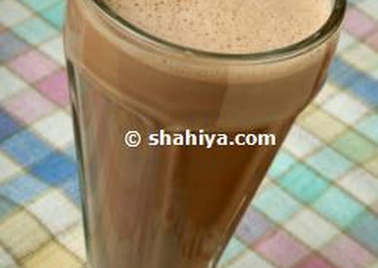 Easiest Way to Make Ultimate Chocolate Milkshake