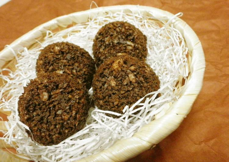 Bread Crumbs & Nuts Simple Chocolate Crunch