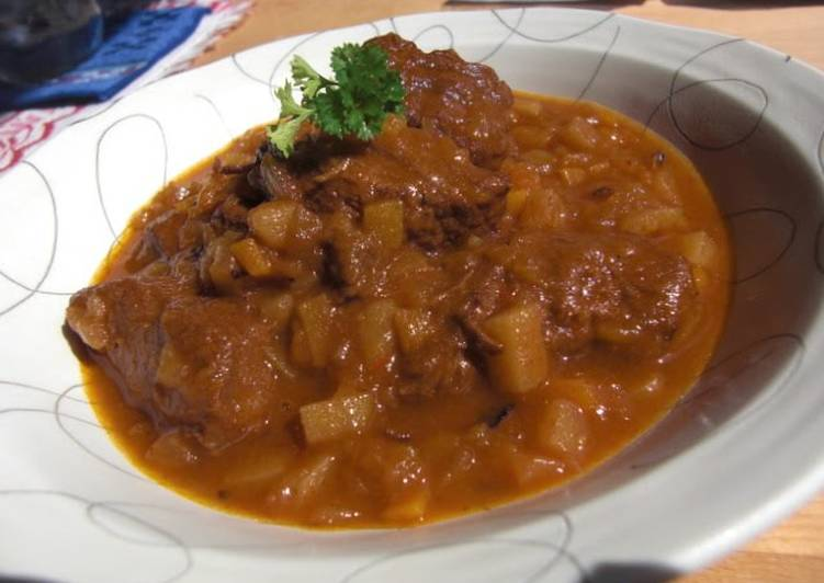 Recipe of Perfect German Goulash