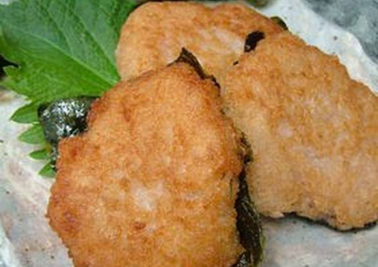 Macrobiotic ^^ Fried Lotus Root Seaweed - Laurie G Edwards