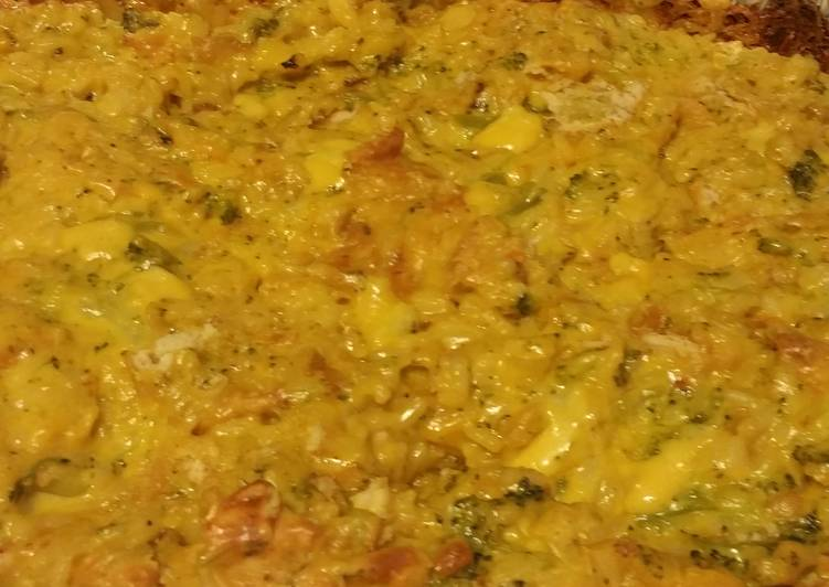 Easiest Way to Make Favorite Better than Cheddars broccoli casserole