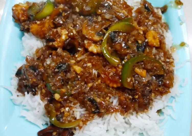 Mushroom Babycorn rice