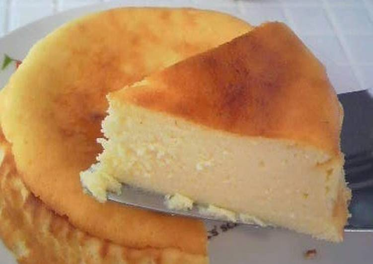 Steps to Prepare Speedy Dieter Friendly Cottage Cheesecake