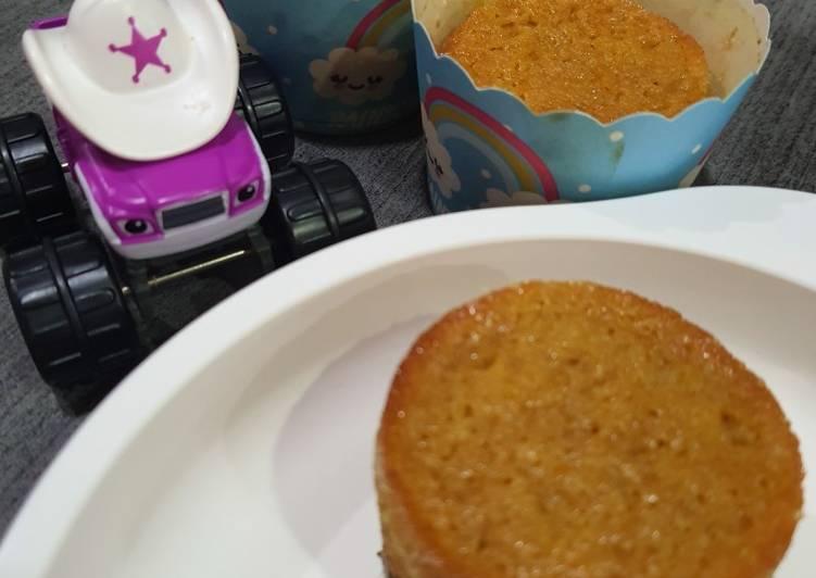 Cupcake Mangga