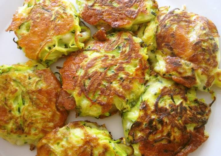 New Secret Easy Turkish Cooking! Zucchini & Cheese Fritters Free Download