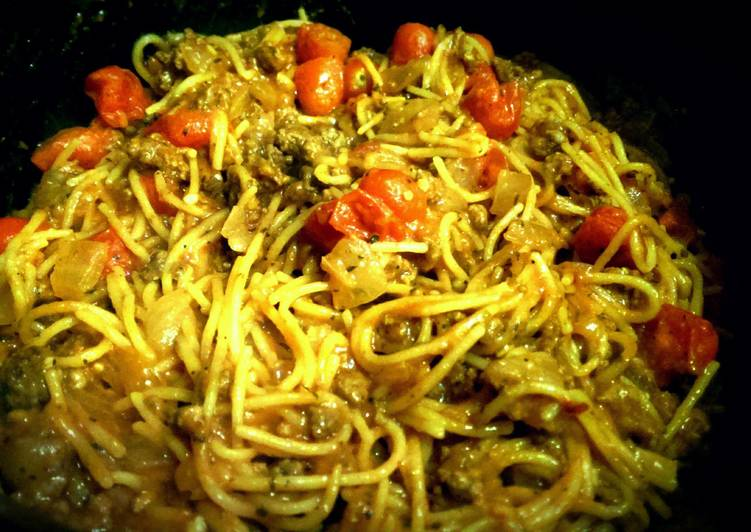 Easiest Way to Make Appetizing One Pot Spaghetti