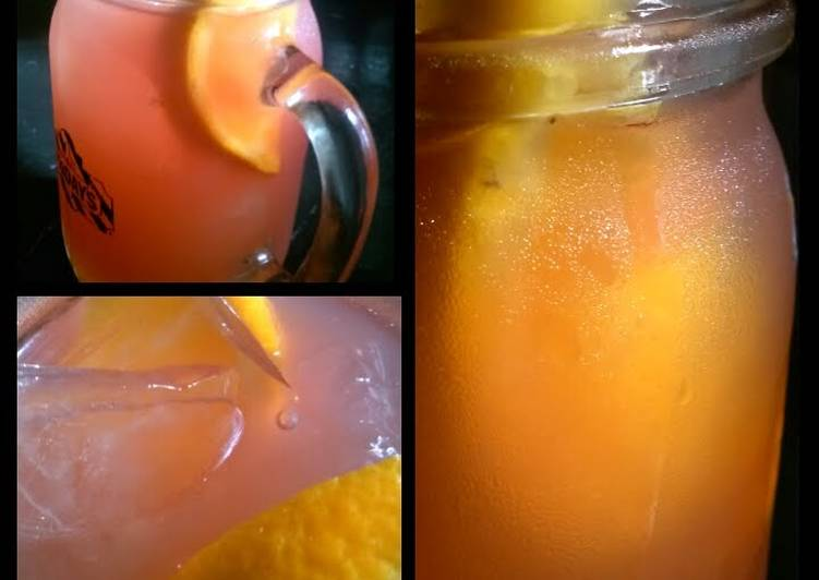 Chrissy's Summer Vodka Mix!