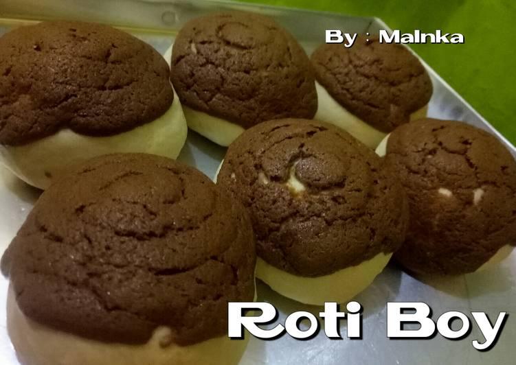 Roti boy / Roti O / Mexican Bun / Coffee Bun