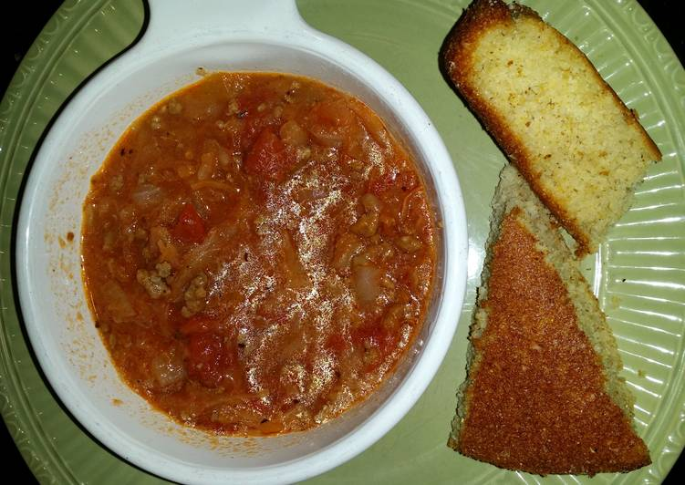 Becky's Beef Goulash