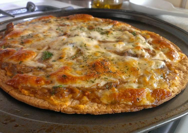 Gumbo Pizza!