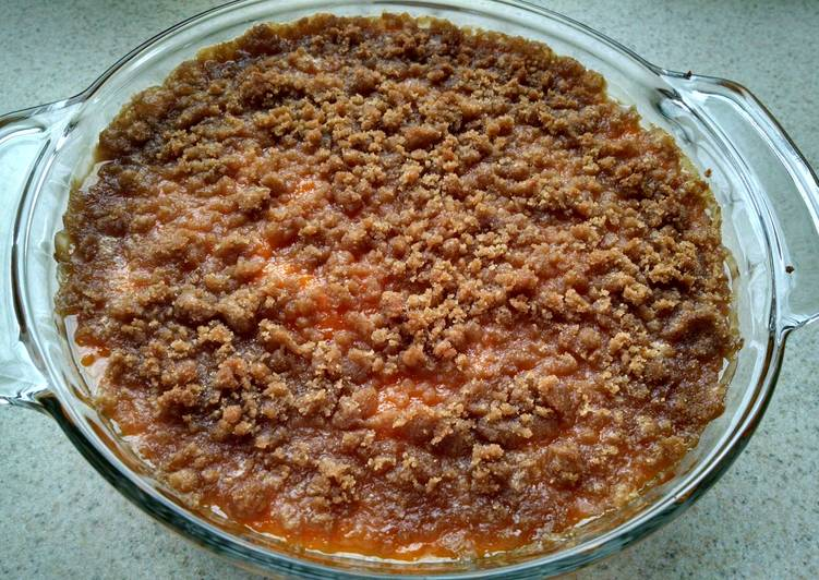 Easiest Way to Prepare Award-winning Sweet Potato Casserole