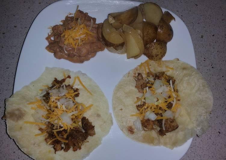 Recipe: Perfect Street Taco Carnitas