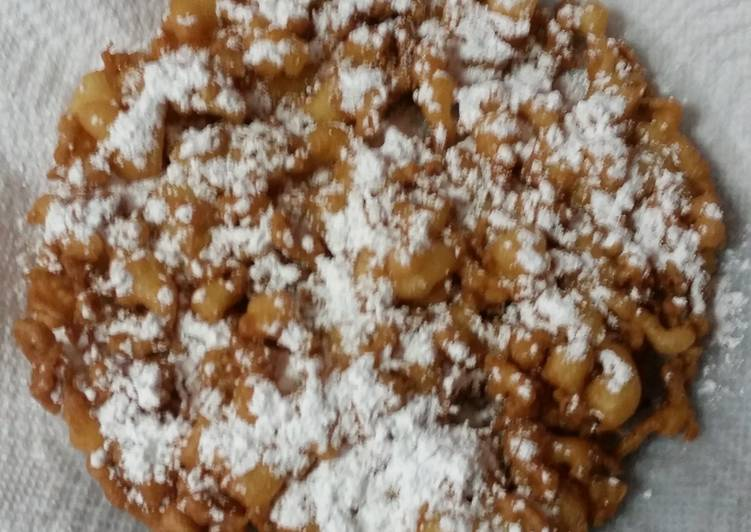 Carnival Craving Funnel Cakes