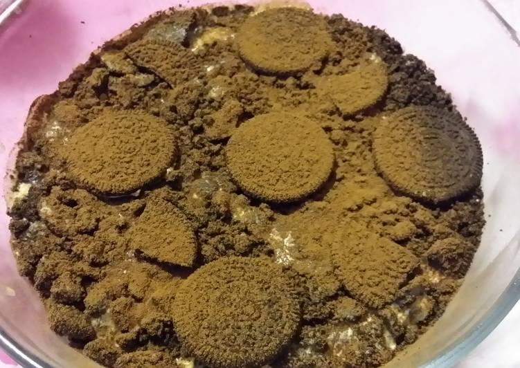 No-bake Oreo refrigerator cake recipe