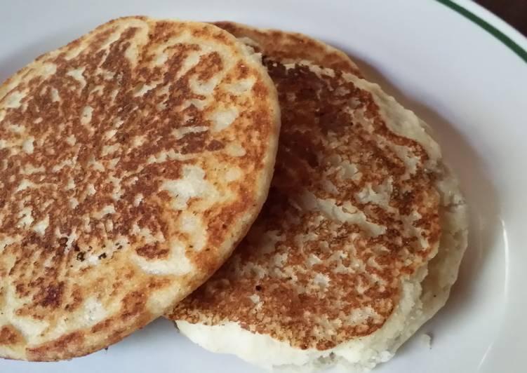 Recipe: Tasty Iz's Vegan Hoe Cakes