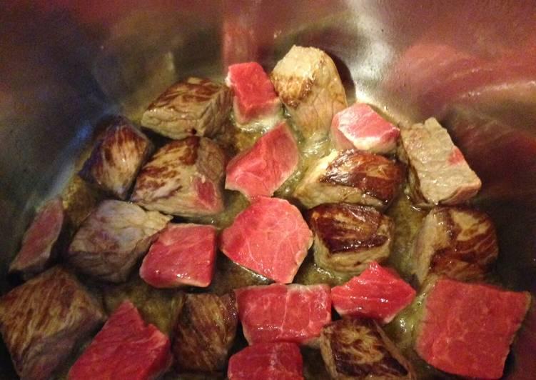15 Minute Recipe of Vegan Guinness Beef Irish Stew