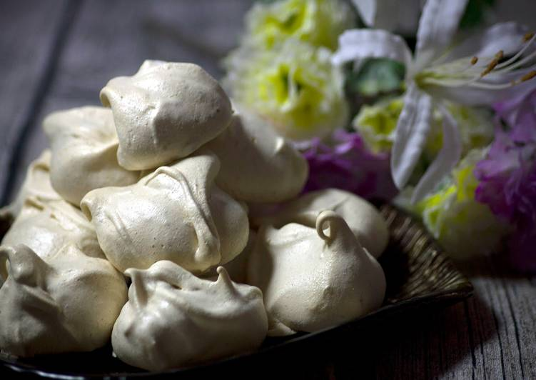 Lavender meringue cookies, Help Your To Be Healthy And Strong with Food