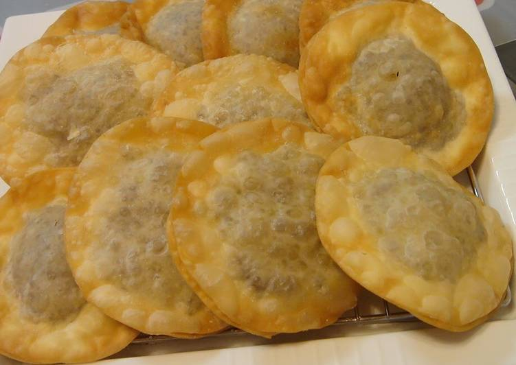 Recipe: Perfect Brazilian Pastel