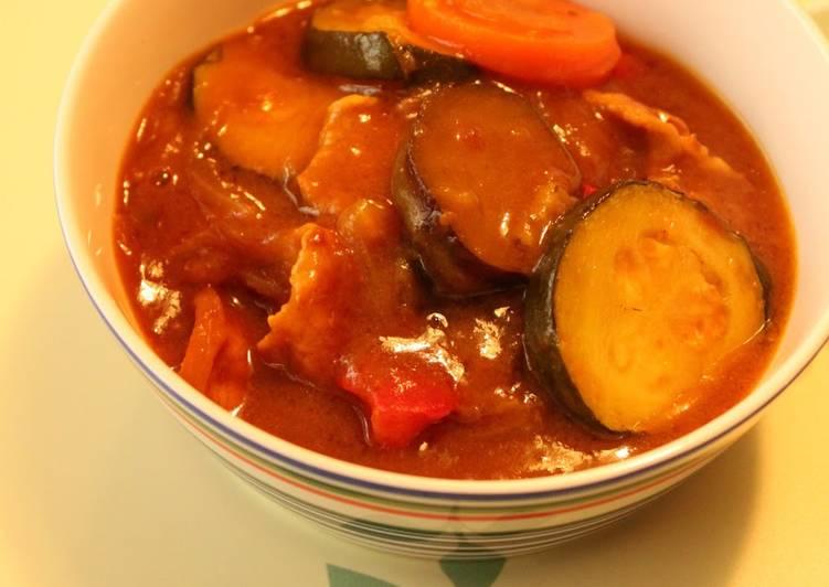 Summer Veggie Curry