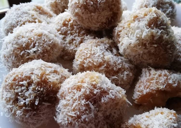 Your Overall Health Can Be Effected By The Foods You Decide To Consume Sweet potato onde-onde