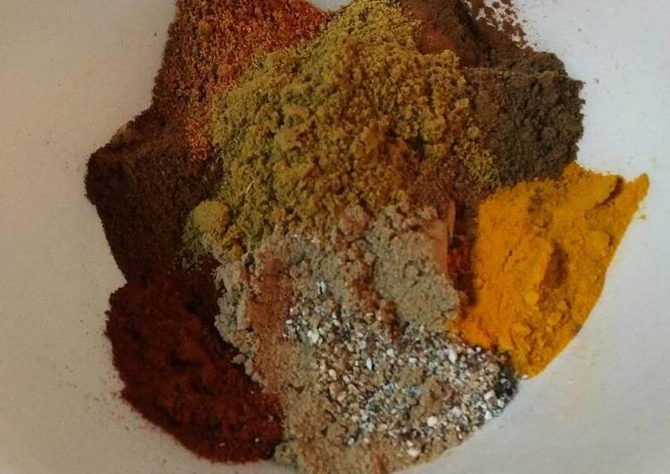 Recipe of Speedy Ras El Hanout