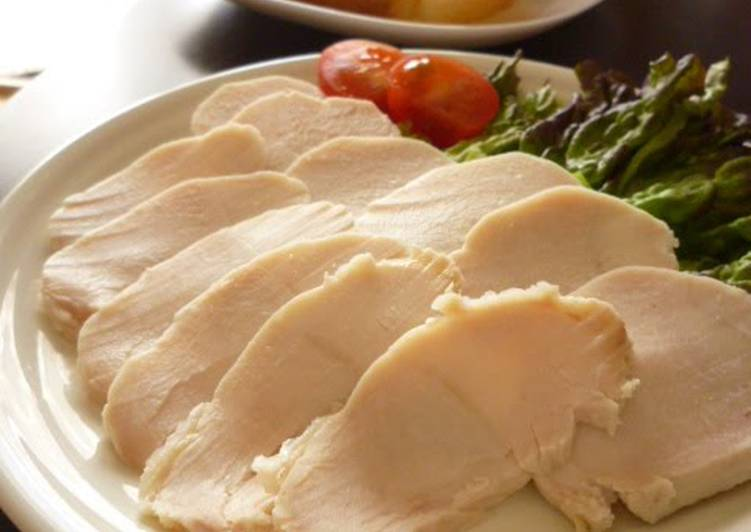 Recipe: Yummy It's Easy! Very Delicious Chicken Ham