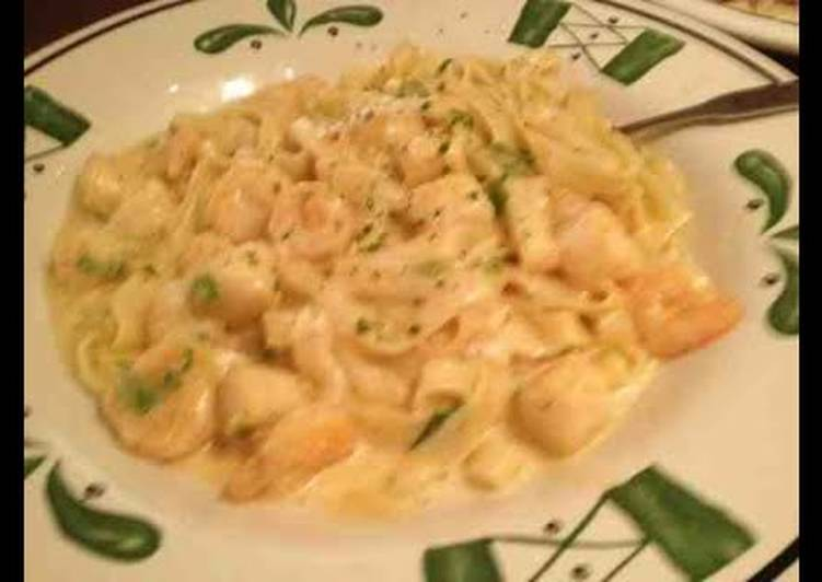 How to Make Appetizing Auntie moms seafood alfredo
