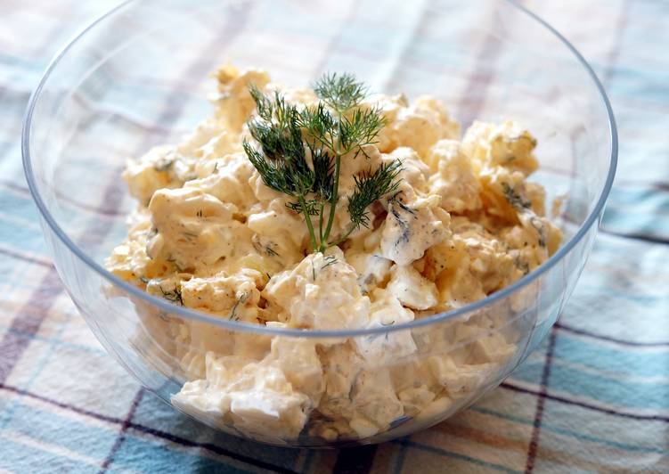 Tina's Potato Salad