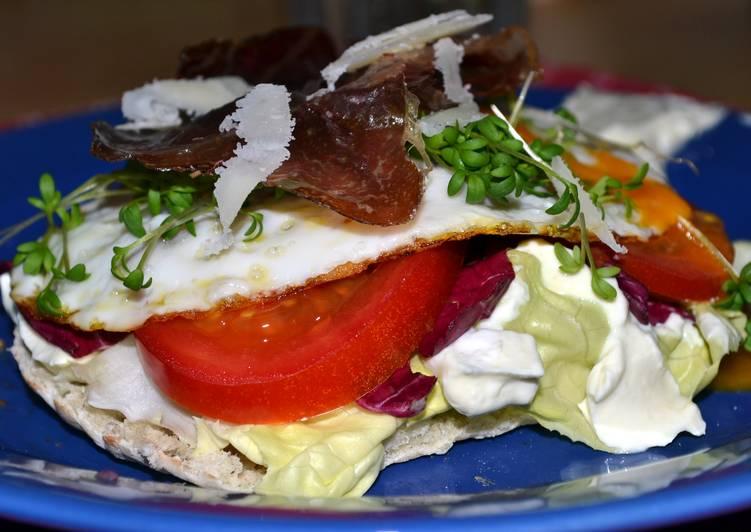 Fried Egg - Sandwich